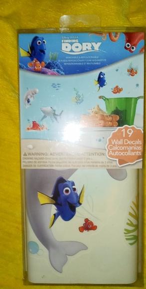 Finding Dory Wall Decals 🆕 Disney Pixar